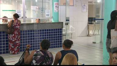 Hospital Ortotrauma em João Pessoa tem bloco cirúrgico interditado pelo CRM - De acordo com fiscais do CRM, tinham buracos no teto, infiltrações, ferrugem, mofo.