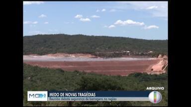 Reunião debate impactos e segurança de barragens no Norte de Minas - Desastre em Brumadinho alerta para riscos.