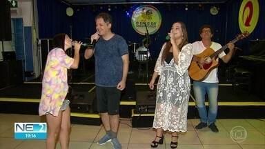 Projeto Estação Lunar reúne filhos de Alceu, Geraldo Azevedo e Dominguinhos - Eles se apresentam neste sábado 916), na sede do Galo da Madrugada, no Recife