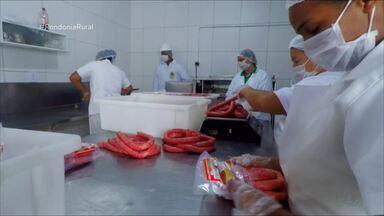 Parte 2: Saiba como é feita a inspeção municipal de alimentos de origem animal - Confira também a agenda de eventos.