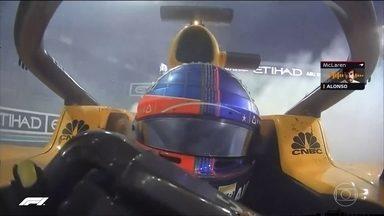 Pilotos comemoram novas regras na Fórmula 1 - As novas regras para peso de pilotos e do carro traz várias vantagens para as equipes.