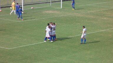 Veja o gol de Fast 1 x 0 Penarol, pelo Amazonense - Saroa marcou o único gol do jogo