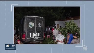 Suspeito de feminicídio em Cocal é encontrado e preso - Suspeito de feminicídio em Cocal é encontrado e preso