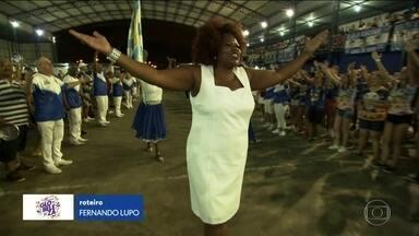 Águia de Ouro fala sobre a ganância dos homens neste carnaval - A escola está de volta à elite do carnaval de São Paulo.