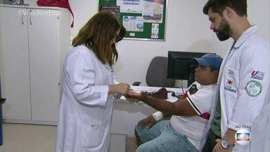 Autoridades de saúde no Recife querem reduzir número de casos de hanseníase - As autoridades vão começar a investigar e identificar as pessoas que tiveram contato com quem teve hanseníase nos últimos cinco anos. O trabalho faz parte da segunda fase de um projeto para reduzir casos da doença.