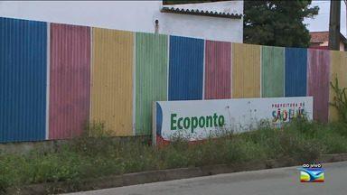 Ecopontos ainda são pouco usados em São Luís - Muitos moradores na capital continuam afazer o descarte irregular do lixo nas vias públicas.