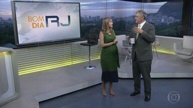 Bom Dia RJ - Edição de quinta-feira, 21/02/2019 - As primeiras notícias do Rio de Janeiro, apresentadas por Flávio Fachel, com prestação de serviço, boletins de trânsito e previsão do tempo.