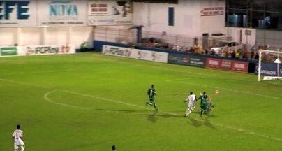 Brusque goleia o Metropolitano por 6 a 1 - Brusque goleia o Metropolitano por 6 a 1