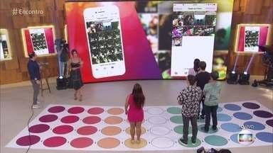 Convidados revelam comportamento no mundo virtual - Teste mostra se as pessoas preferem registrar ou viver os momentos intensamente