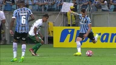 Grêmio começa a temporada com a melhor média de gols do futebol brasileiro - Grêmio começa a temporada com a melhor média de gols do futebol brasileiro