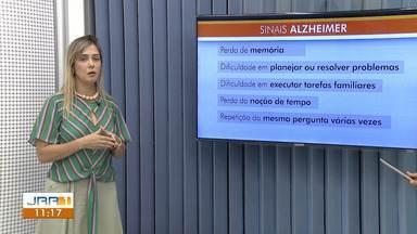 Médica de RR explica os sinais e cuidados com o Alzheimer - Lilian Moraga explica como a família pode identificar alguns sintomas da doença.