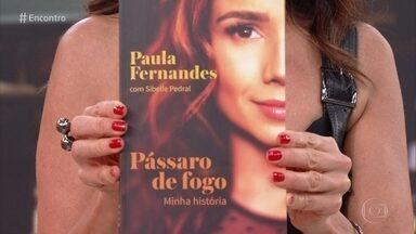 Paula Fernandes abre seu coração em biografia - Cantora fala sobre o lançamento de seu livro e a superação de uma depressão