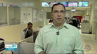 Almir Vilanova chama os detaques do AB1 da quinta-feira (28) - Telejornal inicia às 12h.