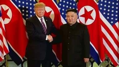 Trump encontra Kim Jong-Un no Vietnã - A segunda reunião dos dois líderes acontece em Hanói, capital do Vietnã