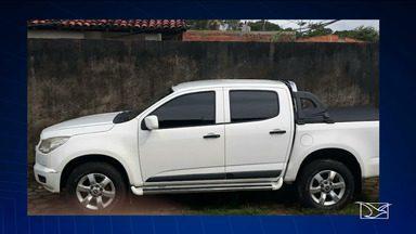 Polícia registra roubo de veículo em Santa Inês - Bandidos roubaram na quarta-feira (27), no município, uma caminhonete com placa da cidade de Vitória do Mearim.