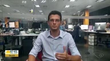 Colunista de política explica que Mageski é considerado a 'pedra amiga' do governo do ES - Ele é do mesmo partido de Renato Casagrande, mas faz críticas ao governo.