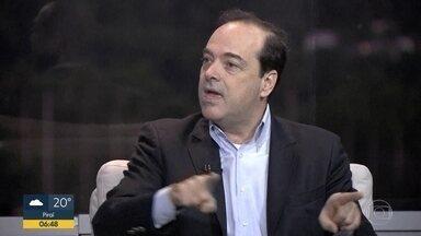 Cabral diz que recebeu propina do ex-deputado Osório - O ex-governador do Rio de Janeiro Sérgio Cabral declarou à Justiça que recebeu propina do ex-deputado estadual Carlos Roberto Osório.