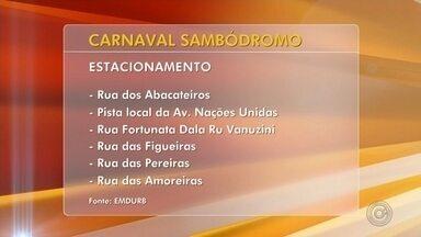 Confira as dicas para aproveitar o carnaval em Bauru - Confira as informações necessárias para aproveitar o carnaval em Bauru.