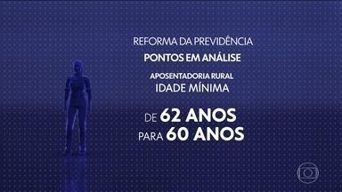 Bolsonaro admite que pode rever pontos da proposta da reforma da Previdência - De acordo com um cientista político da FGV, essa antecipação sinaliza que o poder de barganha da presidência não está tão grande assim.