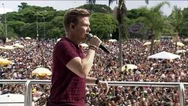 Blocos de Rua devem atrair 5 milhões de pessoas em São Paulo até o final do carnaval - São Paulo oferece blocos com todos os ritmos para que os foliões possam escolher e se divertir. As músicas vão desde o axé até o sertanejo.