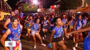 Gurupienses passaram o fim de semana na avenida curtindo o Carnaval - Gurupienses passaram o fim de semana na avenida curtindo o Carnaval
