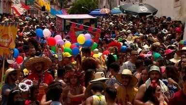 Confira os destaques do Globo Esporte GO desta terça-feira (5) - Veja o que ocorre no esporte durante o carnaval.
