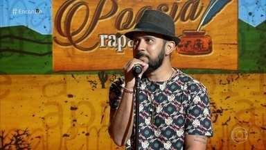 Bráulio Bessa declama cordel em homenagem à mulher - Confira o 'Poesia com Rapadura' desta sexta-feira
