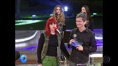 Relembre o 'Altas Horas' dedicado às mulheres de 2006 - Maria Rita participou do especial