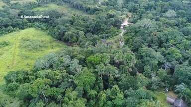Parte 2: Órgãos ambientais se unem em defesa de reserva florestal no Acre - No local, mais de 360 famílias vivem.