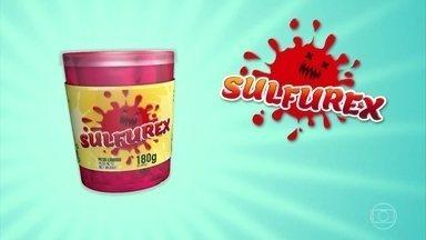 Sulfurex - Você vai se derreter por essa geleia