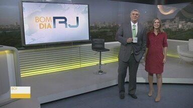 Bom Dia RJ - Edição de quinta-feira, 14/03/2019 - As primeiras notícias do Rio de Janeiro, apresentadas por Flávio Fachel, com prestação de serviço, boletins de trânsito e previsão do tempo.