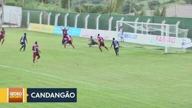 Os gols de quarta-feira pelo Candangão - Gama e Brasiliense seguem na luta pela liderança do campeonato.