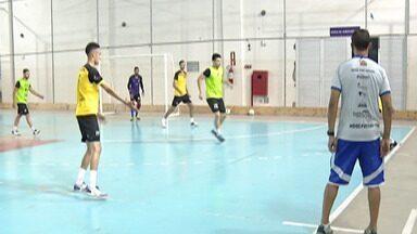 Perto da estreia, Mogi Futsal se prepara para disputa da Copa Paulista - Time fará amistoso com o São José nesta sexta-feira, fora de casa. Estreia na competição será no dia 22.