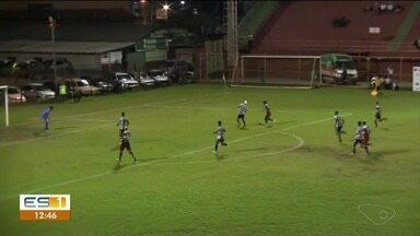 Estrela empata fora de casa em jogo pelo Capixabão - Veja esses e outros jogos.