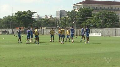 Vanderlei projeta confronto diante do Novorizontino e descarta rivalidade com Everson - Equipes se enfrentam nesta sexta-feira (15), às 20h30 (de Brasília), no Pacaembu.