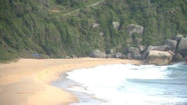 Caixa Econômica Federal leiloa praia intocável de Balneário Camboriú - Caixa Econômica Federal leiloa praia intocável de Balneário Camboriú