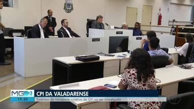 CPI vai investigar condutas da empresa de transporte coletivo de Valadares - Comissão da Câmara Municipal quer discutir contratos da empresa e aumentos de passagem.