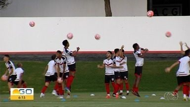 Confira os destaques do esporte em Goiás nesta sexta-feira (15) - Goiás e Atlético-GO se preparam para o clássico pelo Goianão.