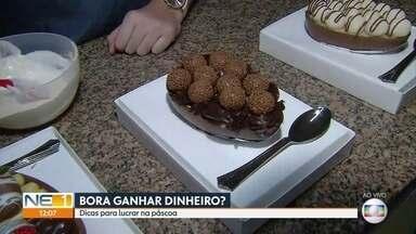 Aprenda a fazer ovos e bombons de chocolate para ganhar dinheiro na Páscoa - Cursos na área são uma oportunidade para garantir renda extra.