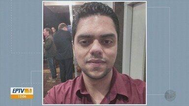 Engenheiro de 25 anos morre em batida com caminhão em Senador José Bento, MG - Engenheiro de 25 anos morre em batida com caminhão em Senador José Bento, MG