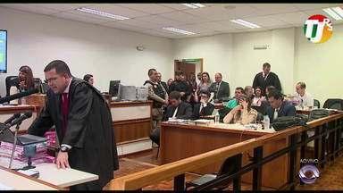Resultado do julgamento do caso Bernardo deve ser divulgado nesta sexta-feira (15) - MP mostra contrapontos para as declarações dos 4 réus em Três Passos.