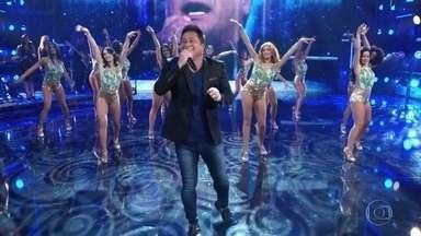 Leonardo canta 'Não Aprendi Dizer Adeus' - O cantor interpreta mais um sucesso