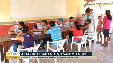Jovens da Ordem DeMolay realizam atividades sociais em escola no Santo André, em Santarém - Os serviços de atendimento de saúde, beleza e jurídicos aconteceram em todo o território brasileiro. Em Santarém, cerca de 120 jovens fazem parte da Ordem.