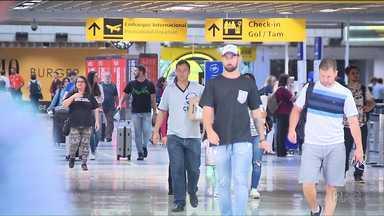 Quatro aeroportos paranaenses fazem parte do novo lote de leilões do governo federal - A previsão é de que todos sejam concedidos à iniciativa privada até 2022