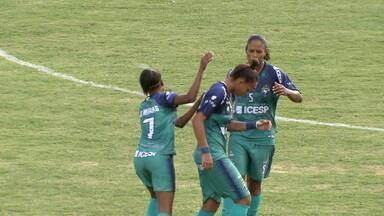 Minas estreia na Série A do Brasileirão Feminino de Futebol com derrota para o São José - Minas estreia na Série A do Brasileirão Feminino de Futebol com derrota para o São José