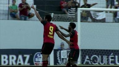 Com futebol sólido, Sport bate Central, no Lacerdão, e encerra primeira fase com liderança - Pelo Pernambucano, Leão vai poder disputar finais na Ilha do Retiro