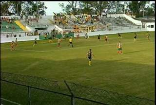 G.E.Bagé vence o Farroupilha em Pelotas, RS - A partida aconteceu no sábado (16).