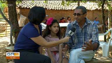 Agricultor de Petrolina supera dificuldades e volta a estudar - José Manoel dos Santos é mestre em Ciência Animal.
