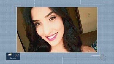 Polícia Civil investiga morte de dentista em Patos de Minas - Delegado de homicídios fala sobre a prisão do namorado da vítima, que é suspeito do crime. A jovem tinha 22 anos e estava internada desde o dia 4 de março. Ela morreu neste domingo (17) no Hospital Regional.