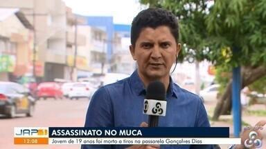 Jovem suspeito de roubo é morto a tiros em área de periferia da Zona Sul de Macapá - Homicídio ocorreu após sequência de tiros na madrugada desta segunda-feira (18).